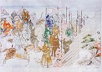 """""""Mongolernas invasion av Korea"""" och """"Mongolernas invasion av Japan""""."""