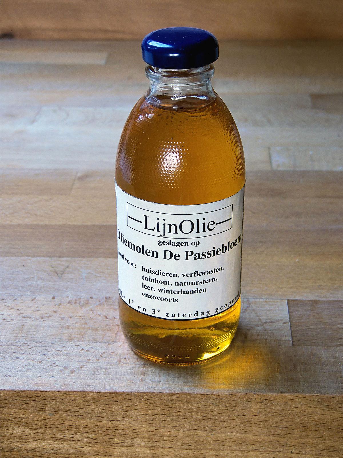 льняное масло от паразитов для детей
