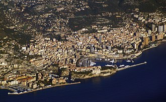 GTI Club+: Rally Côte d'Azur - The Rally Côte d'Azur (France Course) is actually based on Monaco.