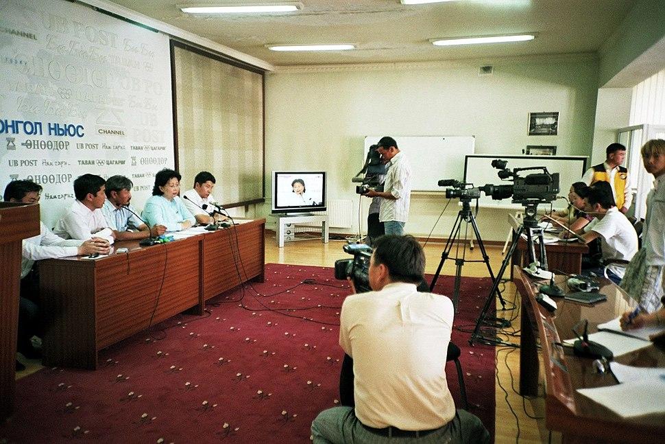 Mongolia media