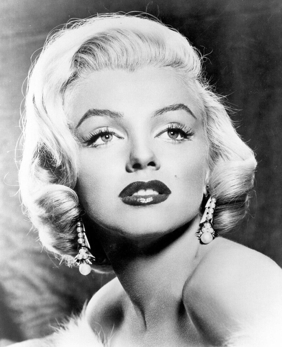 Monroe 1953 publicity