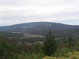 Monte Iroite, desde Lousame.png