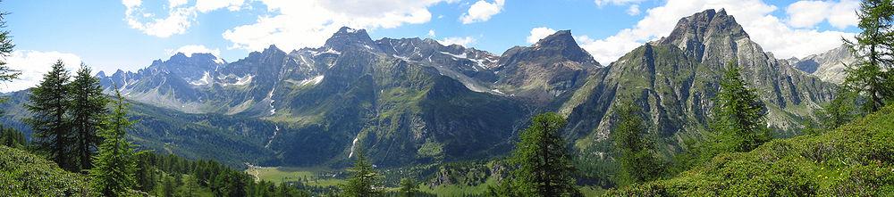 Parco naturale dell'Alpe Veglia e dell'Alpe Devero (Alpe Devero)