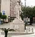 Monument to Giuseppe Garibaldi - Villa San Giovanni (Reggio Calabria) - Italy - 15 May 2016.jpg