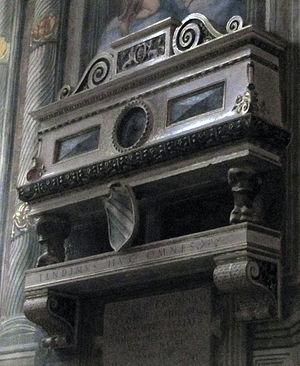 Gasparo Cairano - Funerary monument of Gaspare Brunelli, 1496–1500