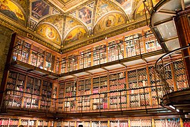 Morgan Library & Museum, New York 2017 17.jpg