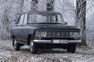 Москвич-412 на Викискладе.