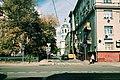 Moscow, 2nd Raushsky Lane from Sadovnicheskaya Street (21060008838).jpg