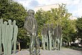 Moscow, Novinsky Boulevard - Brodsky memorial (42052305230).jpg