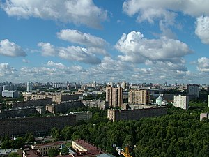 Moscow 2008-06-26 Gagarinsky.jpg