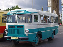 Moscow museum bus RAF (9696360756).jpg