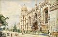Mosteiro dos Jerónimos (Roque Gameiro, Quadros da História de Portugal, 1917).png
