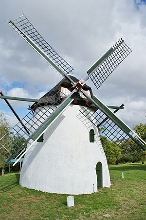 Mostert's Mill - Image: Mosterts Mill
