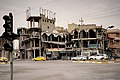 Mosul, destroyed house with shops.jpg