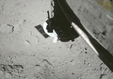 File:Movie before and after touchdown on Ryugu taken with Hayabusa2's small monitor camera (CAM-H).webm