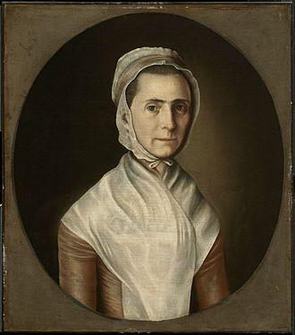 Winthrop Chandler - Portrait of Levi Willard