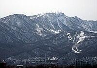 Mt. Teine in Sapporo taken in March 2009.jpg