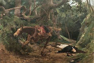 Antonio José de Sucre - Death of Antonio José de Sucre by Arturo Michelena.