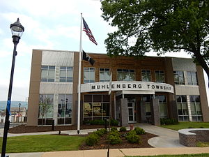 Muhlenberg Township, Berks County, Pennsylvania - Township Hall
