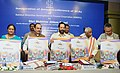 Mukhtar Abbas Naqvi releasing compilation of success story of beneficiary of NMDFC.jpg