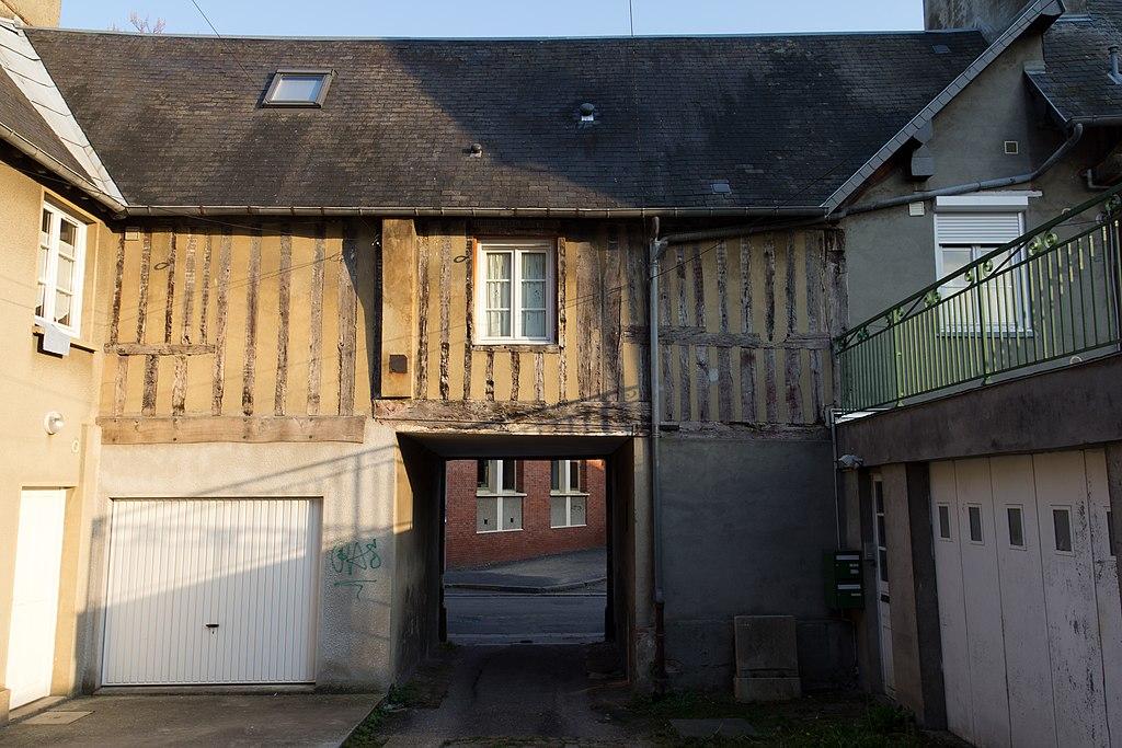 Rue Du Docteur Bauer Nouveau Restaurant