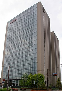 Murata Manufacturing Japanese electronic components manufacturer