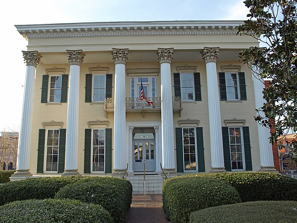 National Register Of Historic Places In Montgomery Alabama