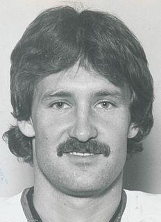 Murray Bannerman Canadian retired ice hockey goaltender
