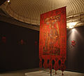 Museo de Valladolid estandarte San Mauricio ni.jpg