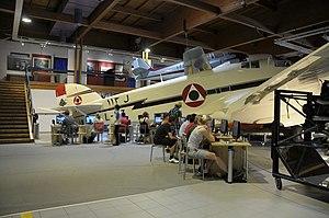 Museo dell'Aeronautica Gianni Caproni S.79.JPG