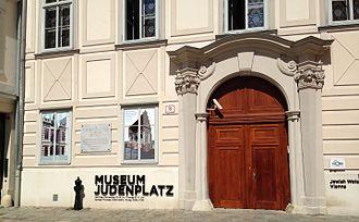 Jewish Museum Vienna - Jewish Museum Vienna at Judenplatz