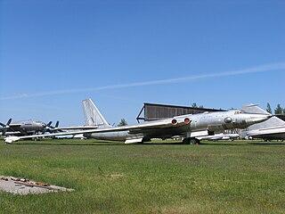 Myasishchev M-4 strategic bomber
