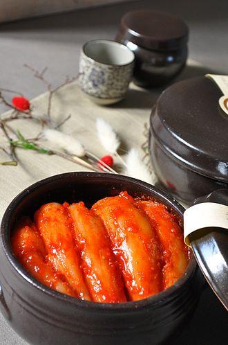 Pollock roe - Image: Myeongnanjeot (pollock roe)