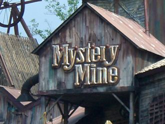 Mystery Mine - Entrance to Mystery Mine