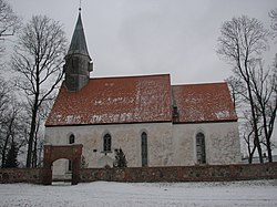 Nõo church
