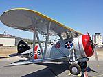 N20FG 1938 Grumman F3F-2 C-N 1033 (14216504167).jpg