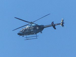 Anne Arundel County Police Department - N309LW Bell 407 Anne Arundel County Police Helicopter in 2015