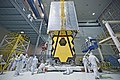 NASA's Webb Telescope Clean Room 'Transporter' (30535778024).jpg