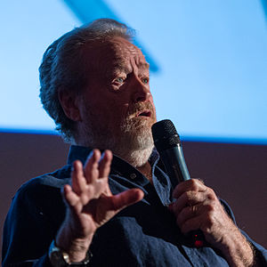 Ridley Scott - Scott participates in a question and answer session about NASA's journey to Mars and his film The Martian, 18 August 2015