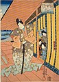 NDL-DC 1307724 02-Utagawa Kunisada-八重垣姫・武田勝頼・ぬれ衣-crd.jpg