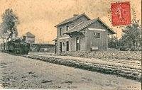 ND AG - BONNEVILLE-LA-LOUVET - La gare.JPG