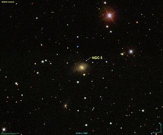NGC 5 - Image: NGC 0005 SDSS