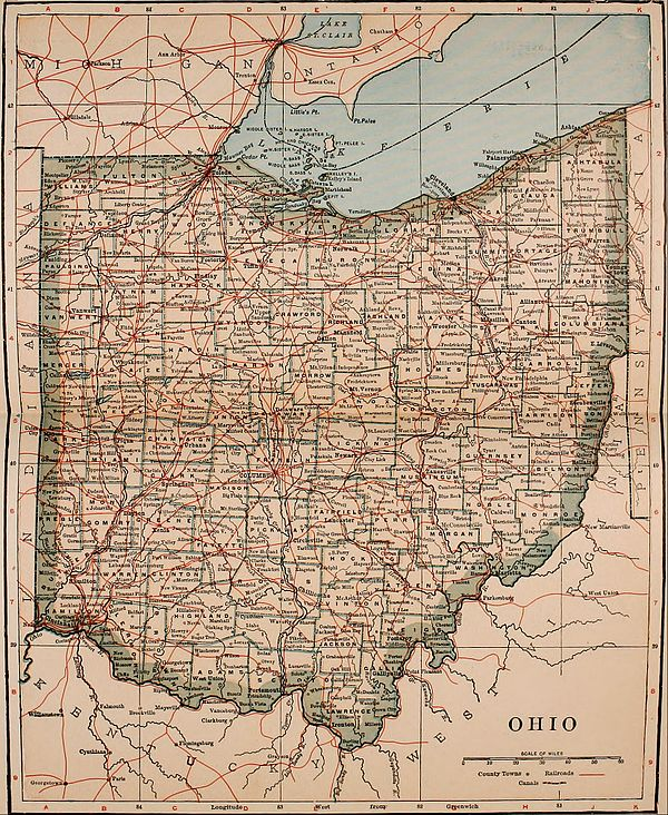 The New International Encyclopædia/Ohio - Wikisource, the
