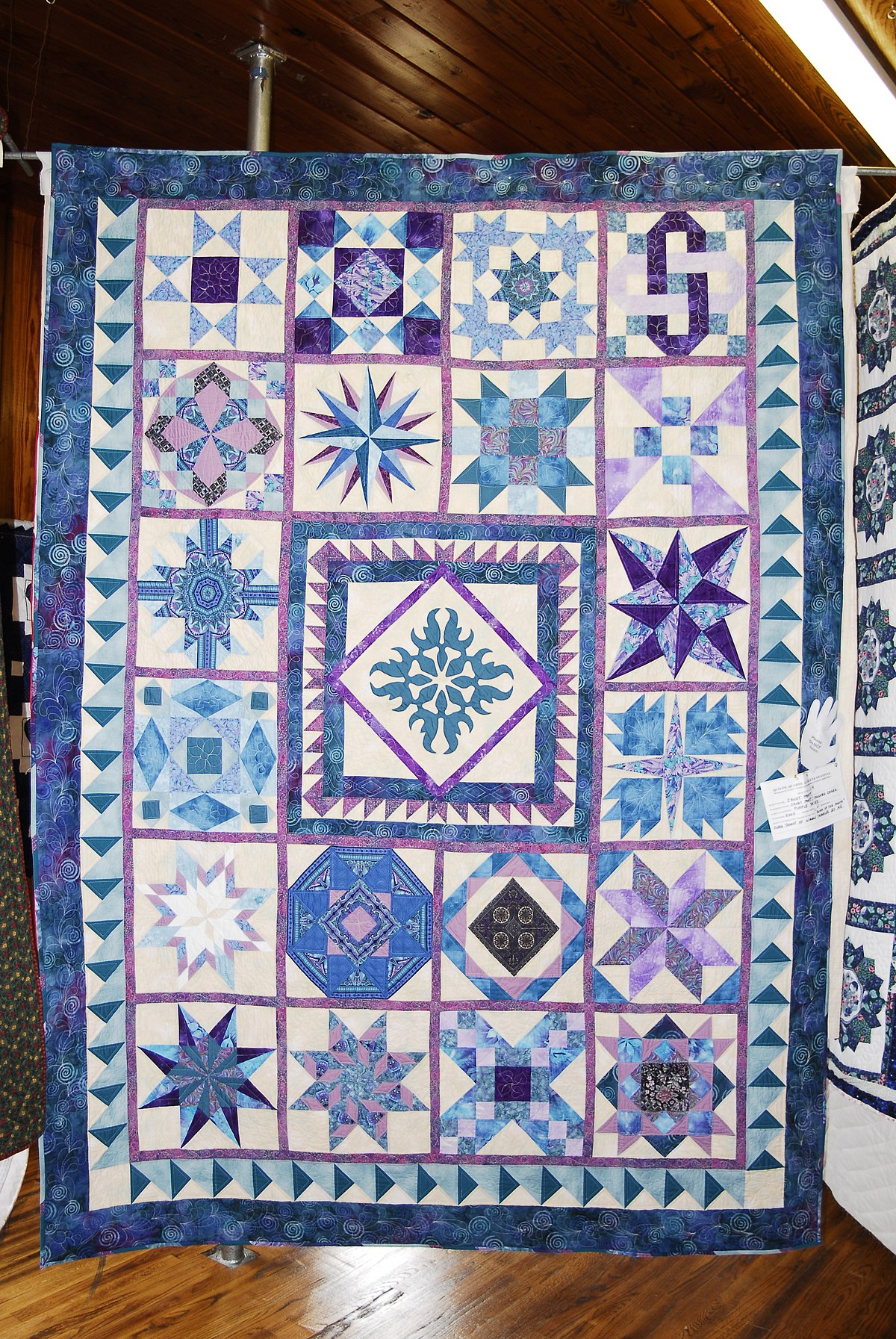 Quilt Simple English Wikipedia The Free Encyclopedia