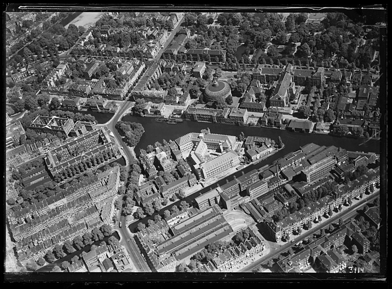 File:NIMH - 2011 - 0048 - Aerial photograph of Amsterdam, The Netherlands - 1920 - 1940.jpg