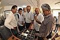NMST Delegates Visit Computer Laboratory With NCSM Officers - Kolkata 2017-06-19 2175.JPG