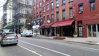 Khachapuri - Georgian restaurant in Greenwich Village neighborhood of New York City.