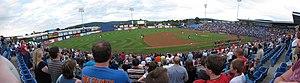 Binghamton Rumble Ponies - NYSEG Stadium