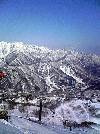 Niigata Prefecture - Naeba ski resort in Yuzawa
