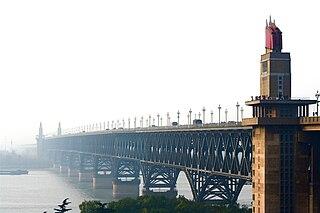 Beijing–Shanghai railway railway line